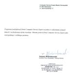 Odzyskiwanie danych Obsługa informatyczna - Referencje